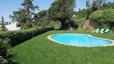Casa de Campo, Aluguer de Férias em Cascais Reserve e Alugue - 5 Quarto(s), 5.0 Casa(s) de Banho, Para 12 Pessoas - Espaçosa vivenda com piscina privativa e vista para o mar