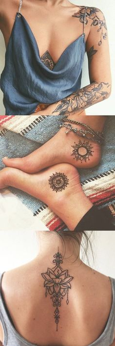 35 Eternal Yin Yang Tattoos Yin Yang tattoos are all about balance. If you think about it, everything we know has a counterpart, an opposite side.