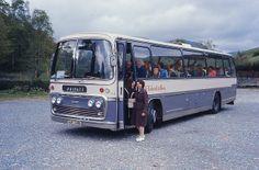 Mum takes the Fishwick&Sons Bus, UK 1976 | Flickr - Photo Sharing!