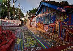 exPress-o: Travel Fantasy: Rainbow Village, Taiwan