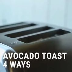 Avocado toast 4 ways!  via @laceybaier  #motivation #doubletap #weightloss #weight #exercise #workout #training #diet #healthy #health #fit #fitness #homeexercises #homeworkouts #throwbackthursday #fit #fitness #fat #fatloss #diet #detox #healthylife #healthychoices