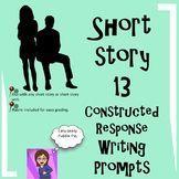 Short Story : 13 Constructed Response Prompts: Any Short Story Like and Repin. Thx Noelito Flow. http://www.instagram.com/noelitoflow