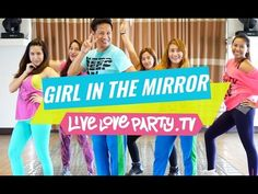 Girl in the Mirror [WATCH ON COMPUTER] | Zumba® | Dance Fitness | Live Love Party - YouTube