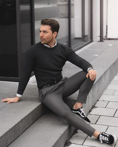 Moda masculina - Men's style, accessories, mens fashion trends 2020 Instagram Mode, Mode Man, Herren Outfit, Mens Fall, Business Casual Outfits, Fashion 2020, Fashion Men, Fashion Basics, Fashion Sites