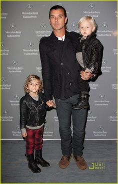 Zuma Nesta Rock Rossdale and AllSaints Kids Damisi Boot Photograph