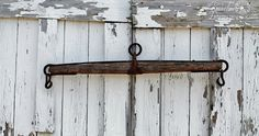 Antique Wooden Yoke Harness - Farm Country Decor by KnickofTime