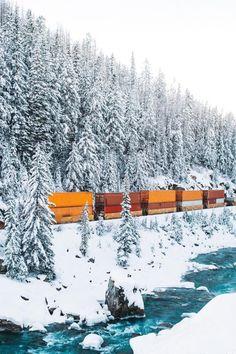 Found the Polar Express // Ravi Vora