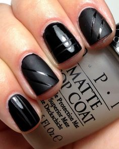 Nails by an OPI Addict: Having Fun With MATTE!