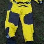 DrySuit Time! Used Level Six Medium Triton #Drysuit for sale $500 The Mullet Classifieds