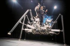 Stelarc, Exoskeleton, 1998
