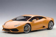 Lamborghini Huracan LP610-4 - Giallo Midas Pearl Effect made by AUTOart (12098) in 1:12 (1/12) scale