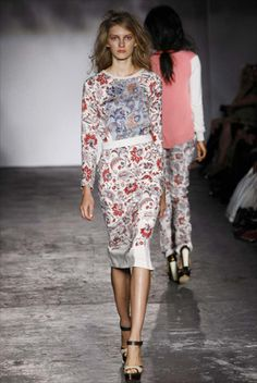 Clements Ribeiro -- s/s 2012