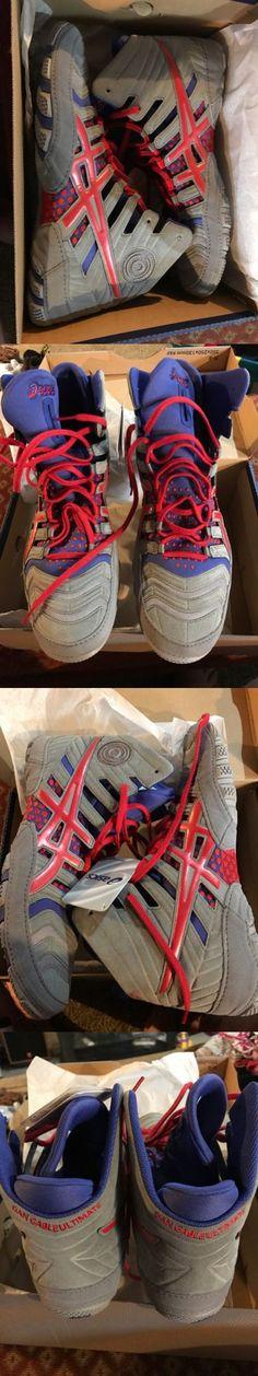 buy popular f0bc4 144e2 Footwear 79799  Asics Dan Gable Ultimate 4 Wrestling Shoes Size 14 -  BUY IT