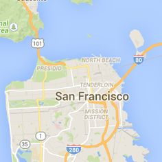 Play Tour Guide and Impress Visitors with Your SF History Skills - Curbed Maps - Curbed SF