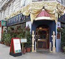 Salieri Restaurant, London