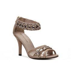 Super cute wedding shoe!  Adrienne Vittadini Gabrielle Sandal DSW