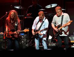 """Don Henley Photos - Timothy B. Schmit, Glen Frey and Don Henley of the Eagles perform during """"History Of The Eagles Live In Concert"""" at the Bridgestone Arena on October 2013 in Nashville, Tennessee. - History of the Eagles Live in Concert Eagles Albums, Eagles Music, Eagles Live, Eagles Band, Eagles Lyrics, Eagles Tickets, Win Tickets, History Of The Eagles, Musica"""