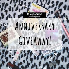 Giveaway ends in December 18, 2016 This is an international Giveaway. Anyone can join! Hey frennies! When I logged into my blog, I noticed this notification right away: I can't believe my blo…