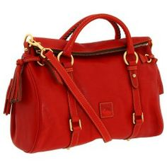 Cheap Dooney and Bourke - Florentine Vachetta Satchel (Red) - Bags and Luggage online - Zappos is proud to offer the Dooney