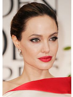 Red Lips... Go with everything.. Especially if theyre connected to a face like that
