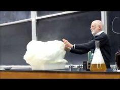 i want a chemistry teacher like this!# Very cool chemistry magic tricks!.