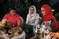 Ziba Brofeh (center), Parinaz Izadyar (right), Siavash Kheirabi (left), actress Iranian Actors, Persian Girls, Singers, Beautiful Women, Actresses, Female Actresses, Beauty Women, Singer, Fine Women