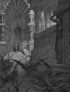 Gustave Dore                                                                                                                                                                                 More