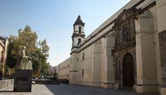 El convento de San Jerónimo, claustro de Sor Juana   Fundación UNAM   Mexico City
