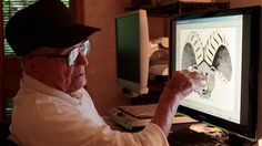 This 98-Year-Old Man Spent 13 Years Creating Remarkable Art in MS Paint | Underwire | Wired.com