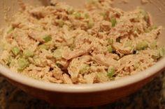 Kitchen Cheetahs: Copy-Cat Costco Rotisserie Chicken Salad Recipe - Delicious!