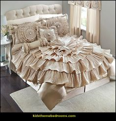 Decorating theme bedrooms - Maries Manor: bedding - funky cool teen girls bedding - fashion bedding - girls bedding - teens bedding - Bedding