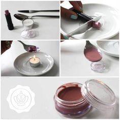@TRESemmé India  #TRESSplitRemedy #SplitEnds Broken Lipstick in a form of Lip Balm..