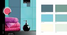 9 ambiances couleurs pour savoir utiliser un nuancier peinture