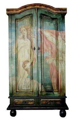 Birth of Venus Armoire