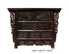 Chinese Phoenix Dragon Carving Side Table Cabinet Ass509 by Table & Dining Set, http://www.amazon.com/dp/B0050QO2EE/ref=cm_sw_r_pi_dp_FVCZrb1GVK8QJ