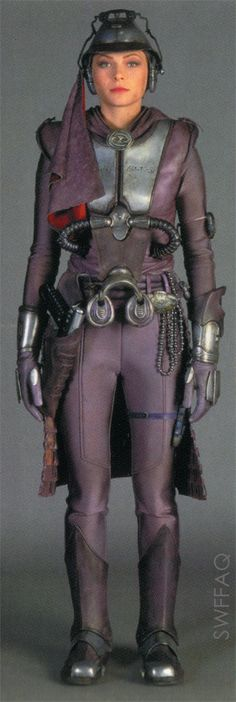 Zam wesell. My favorite minor Star Wars character