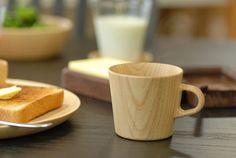 紙のように薄くて軽い、木の食器。 KAMIGlass - まとめのインテリア / デザイン雑貨とインテリアのまとめ。
