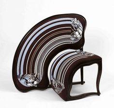 When Computers And Classics Collide: Sebastian Brajkovicu0027s Lathe Furniture