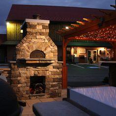 Outdoor Pizza Oven Kits, Outdoor Oven, Outdoor Cooking, Oven Diy, Diy Pizza Oven, Brick Oven Pizza, Diy Design, Design Ideas, Patio Design