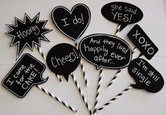15 Maneiras de usar Lousas no Casamento