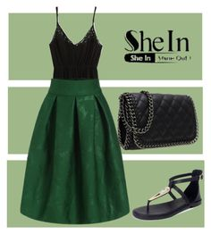 """Win a Shein $30 coupon"" by blueviolette on Polyvore featuring moda"