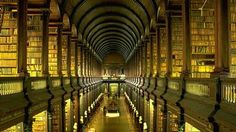 "Trinity College, Book of Kells Exhibition. Dublin, Ireland; Avoya Travel Article: ""Top Places to See in Europe on a Guided Vacation"""