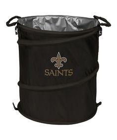 New Orleans Saints Mavrik Collapsible 3-in-1 Cooler/Hamper
