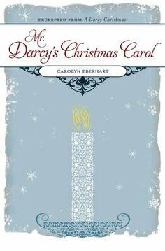 Mr. Darcy's Christmas Carol de Carolyn Eberhart    Es una historia paranormal de los espíritus y la magia de la navidad. Con un mensaje muy en consenso con estos días y las reflexiones que debemos hacer como un regalo a nosotros mismos en estas fechas. En el caso de Darcy, desprenderse totalmente de su orgullo, miedo y vanidad.   Continúa...   http://warmisunquausten.blogspot.com.es/2013/12/resena-34-darcy-christmas-de-carolyn.html