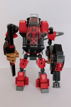 Deadpool's Mecha