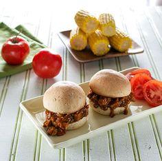 Vegan BBQ Jack Sandwiches – Robin Robertson