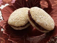 Spoon Cookies: Lusikkaleivat (Finland) from FoodNetwork.com One of my fave '12 Days of Cookies' recipes! Easy to make too.