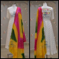 Yay' or 'Nay'. Raise your hand if you like to wear this dress . Wish To Buy And For Place the Order, Drop msg on dm Contact us Or Whatsapp: 9714810166 ———————————————————————————- Indian Gowns Dresses, Indian Fashion Dresses, Dress Indian Style, Indian Designer Outfits, Indian Outfits, New Designer Dresses, Designer Kurtis, Indian Attire, Western Outfits