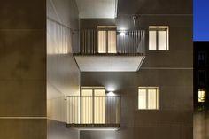 Galeria de Edifício Residencial na Via Bellincione / DAP Studio - 7