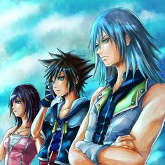 Kingdom Hearts III fanart